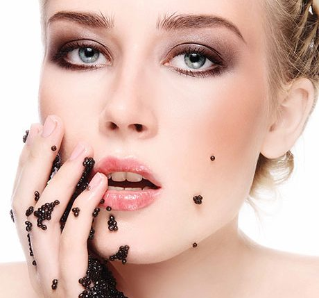 Caviar benefits for skin