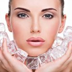 Ice On Face-Ice therapy For Healthy Skin
