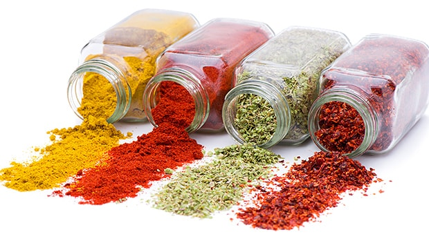 spices for healthy skin