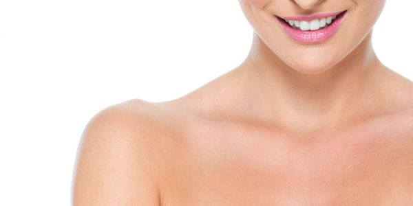 how to get rid of lines on neck