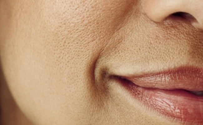how to shrink pores on face